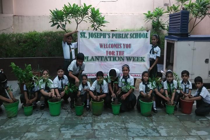 St Joseph Public School-Others plantation
