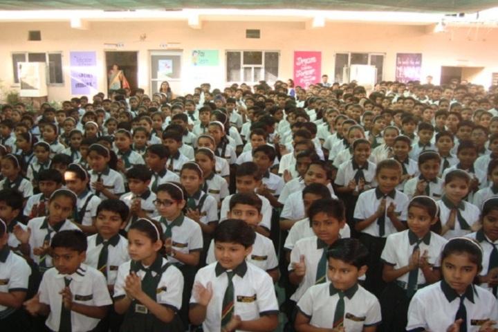 St Joseph Public School-Others prayer