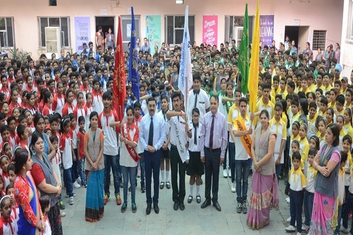 St Joseph Public School-Others sports meet