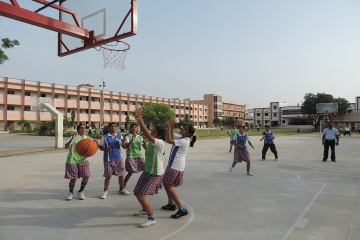 St Anselms North City School-Sports basketball