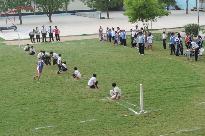 St PaulS School-Sports kho kho