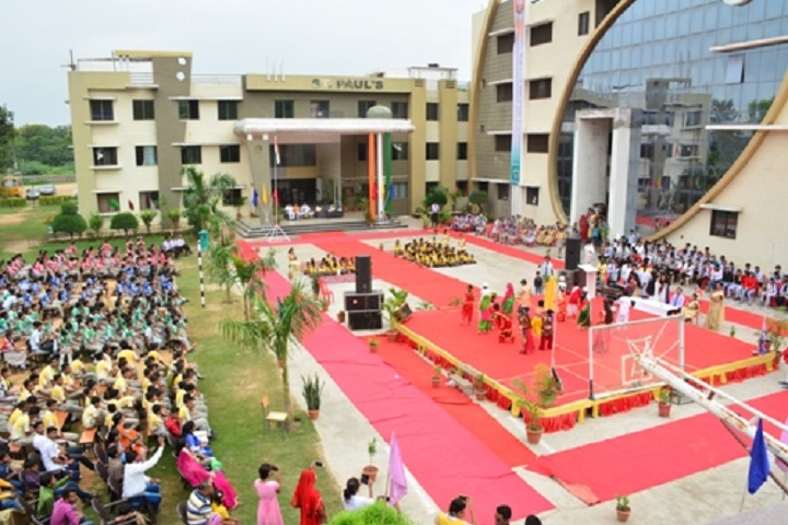 St Pauls Senior Secondary School-Events Independance Day