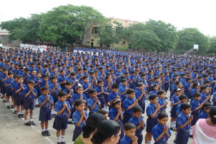 St Anselms School-Assembly
