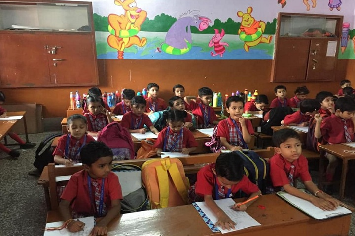 St Anselms School-Classroom