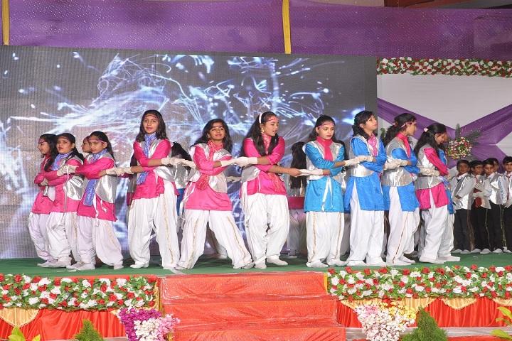 St Anselms Senior Secondary School-Events Dance
