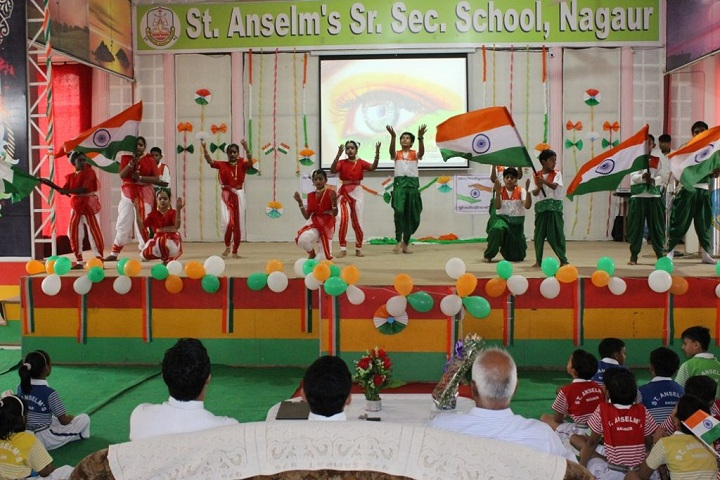 St Anselms Senior Secondary School-Events independance Day