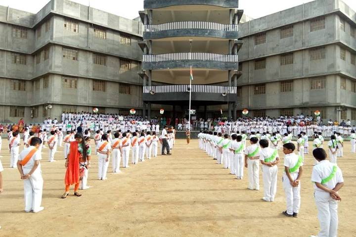 St AnthonyS Senior Secondary School-Events republic day
