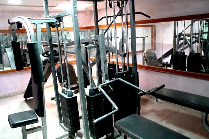 St EdmundS School-Gymnasium