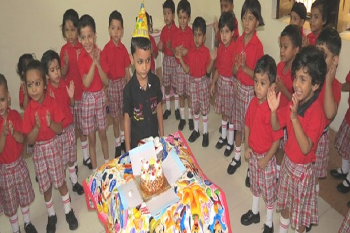 Saint Johns  Senior Secondary School-Birthday Celebration