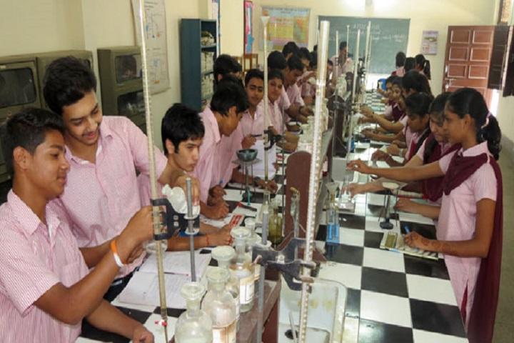 Saint Johns  Senior Secondary School-Chemistry Lab