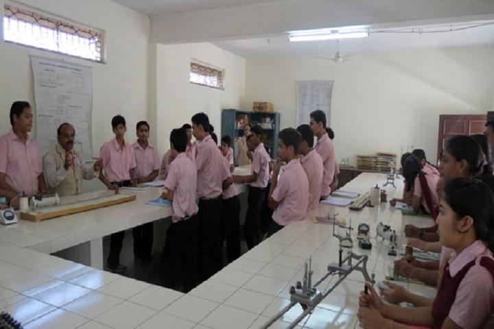 Saint Johns  Senior Secondary School-Physics Lab