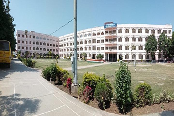 Mahabiri Saraswati Vidya Mandir-School Building