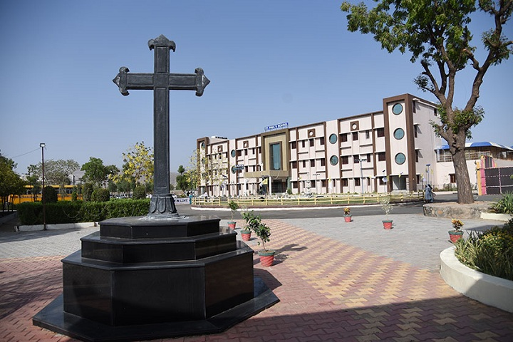 St PaulS Higher Secondary School-Campus-View full