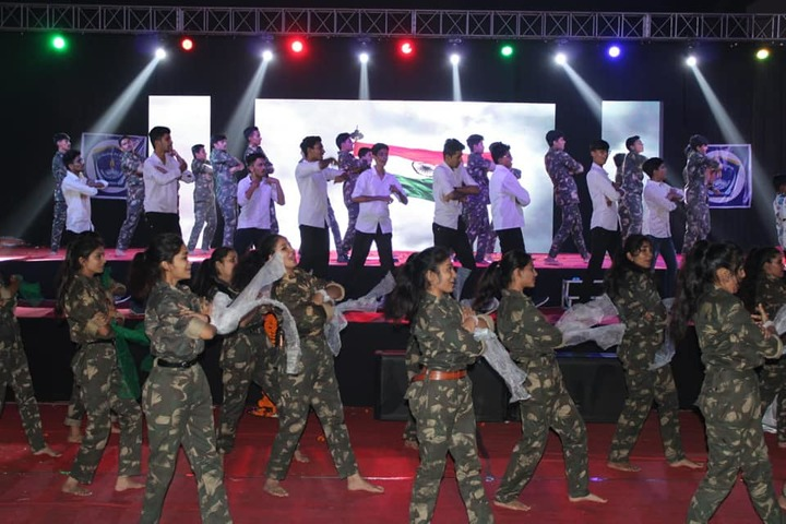 St PaulS Higher Secondary School-Annual Day