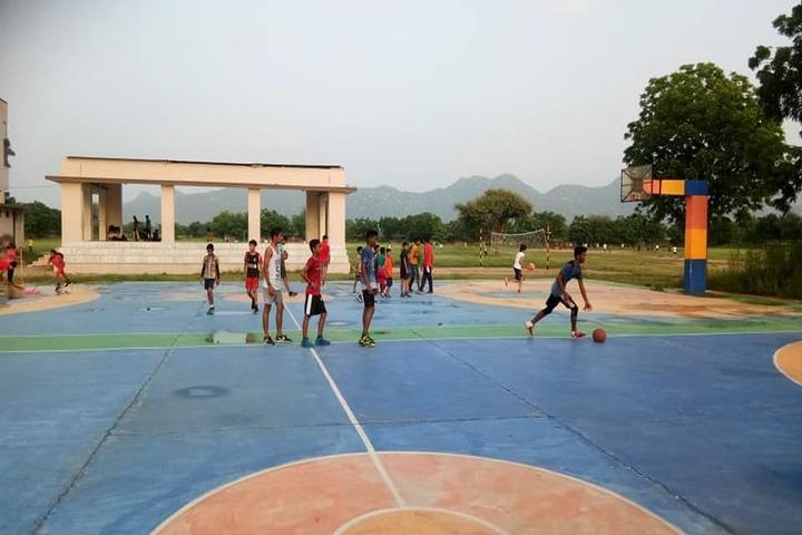 St PaulS Higher Secondary School-Basket Ball Court