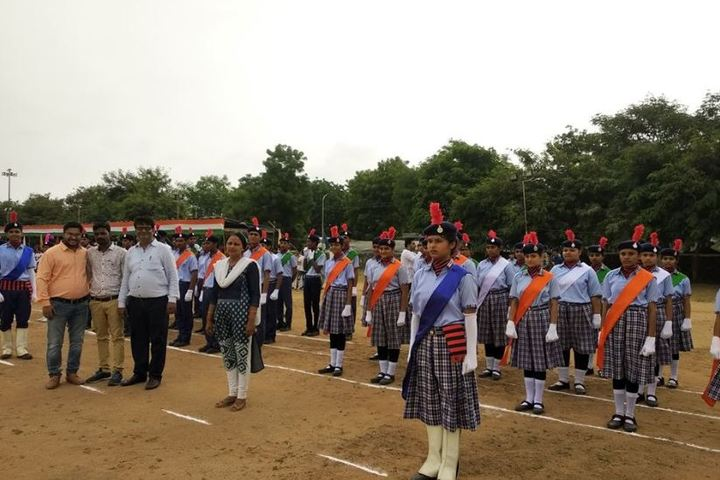 St PaulS Higher Secondary School-Independence Day