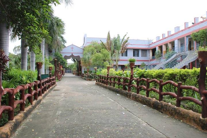 St PaulS Public School-Campus-View entrance