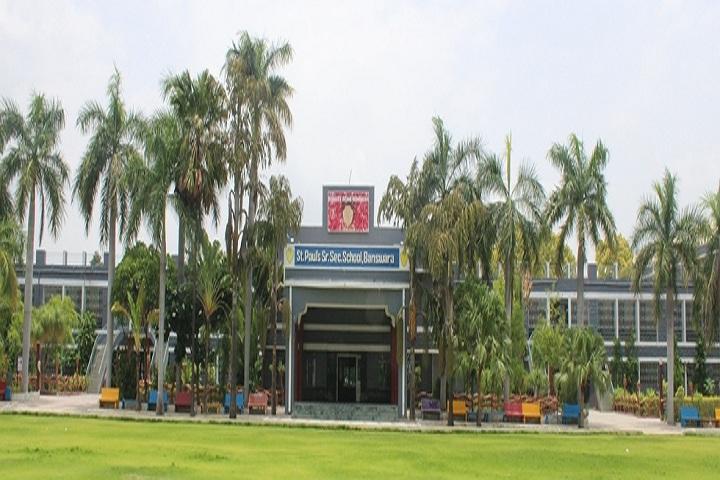 St PaulS Public School-Campus-View
