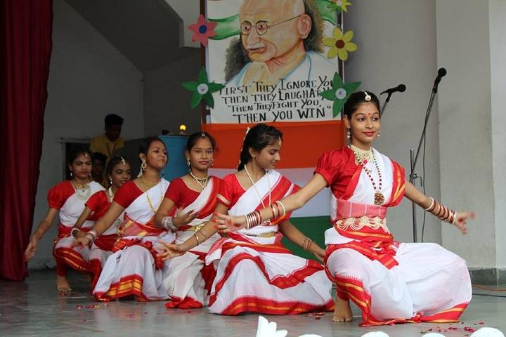 St PaulS Public School-Events dance
