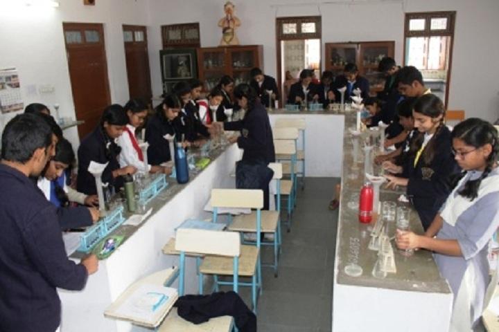 St PaulS Public School-Laboratory chemistry