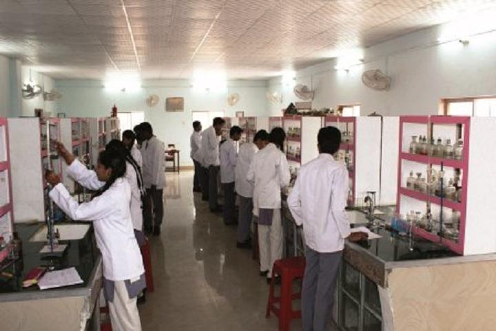 St PaulS Public School-Laboratory