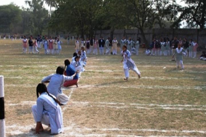 St PaulS Public School-Sports kho kho