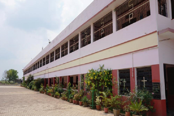 St PaulS School-Campus View side