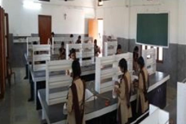 St PaulS School-Laboratory