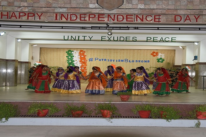St PaulS School-Events independance day programme