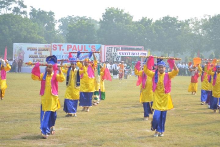 St PaulS School-Events programme