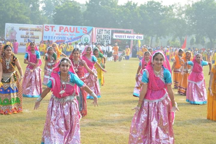 St PaulS School-Events