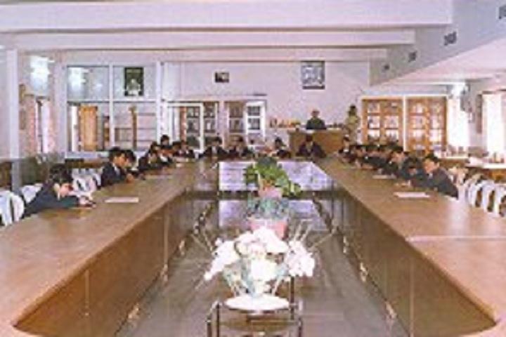 St PaulS School-Library