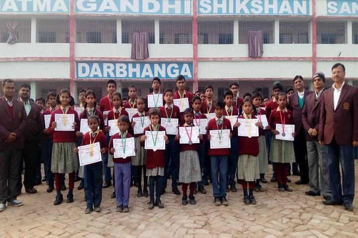 Mahatma Gandhi Shikshan Santhan-Certificates Distribution