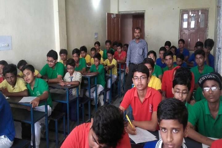 Mahatma Gandhi Shikshan Santhan-Classroom