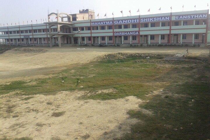 Mahatma Gandhi Shikshan Santhan-School Building