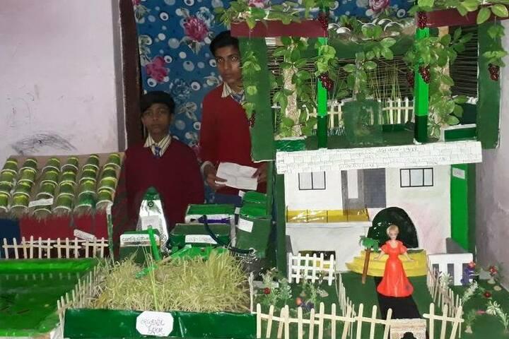 Mahatma Gandhi Shikshan Sansthan-Science Exhibition