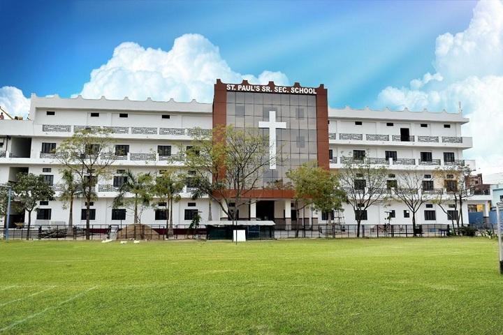 St Pauls Senior Secondary School-Campus-View