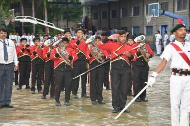 St PaulS Higher Secondary School-Band Troop