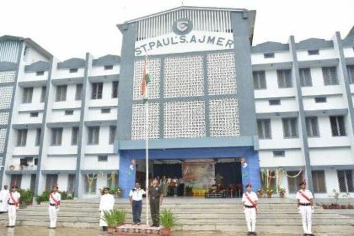 St PaulS Higher Secondary School-Campus
