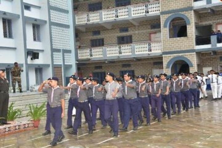 St PaulS Higher Secondary School-Scouts ans Guide