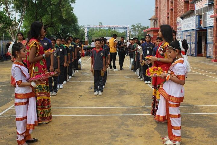 St PeterS School-Events programme