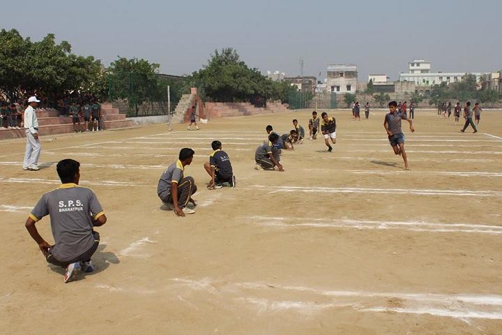 St PeterS School-Sports kho kho