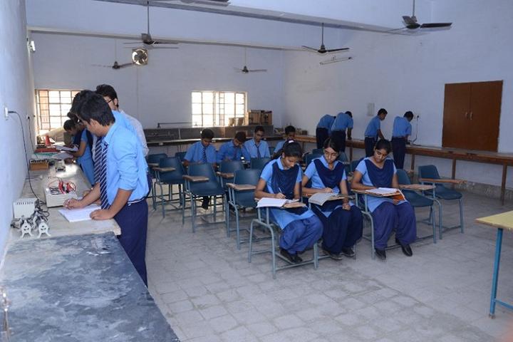 St Vivekanand Senior Secondary School-Laboratory physics