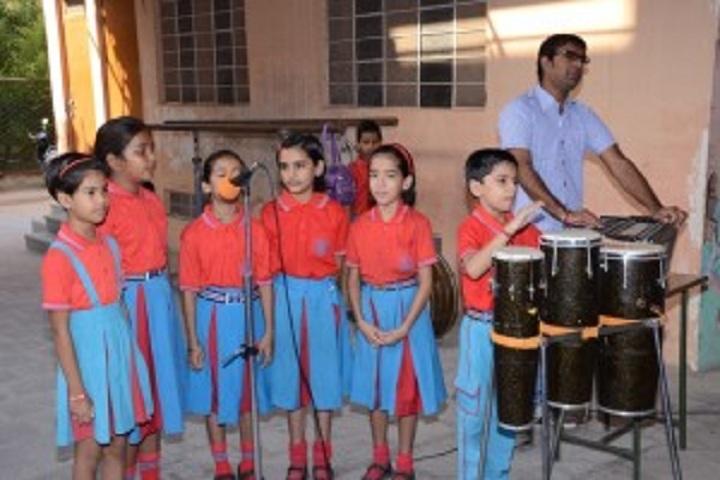 St Vivekanand Senior Secondary School-Others music