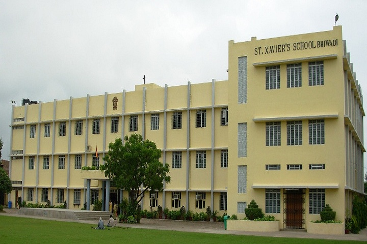 St Xaviers School-Campus View