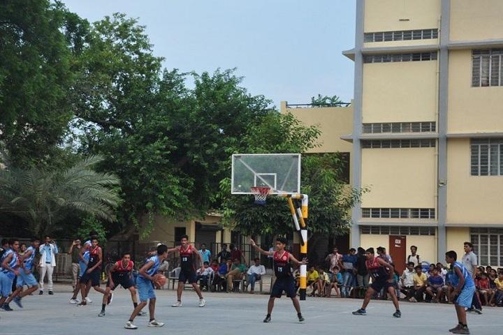 St Xaviers School-Vollyball