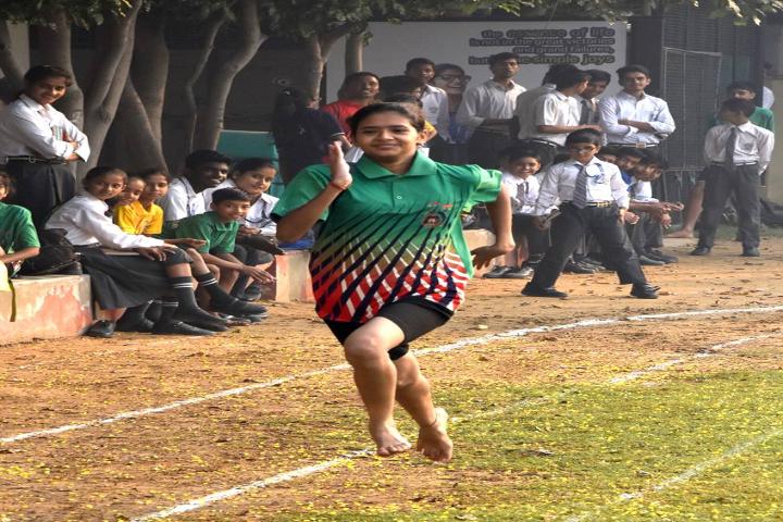 St Xaviers School-Running