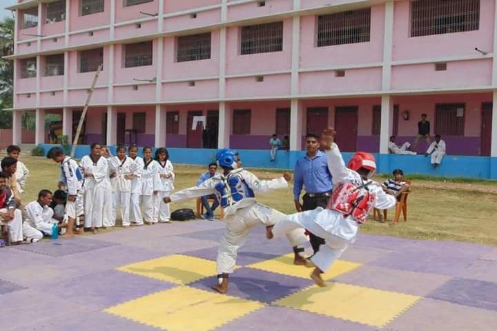 Mahaviri Saraswati Vidya Mandir-Boxing