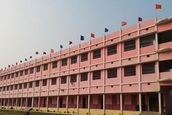 Mahaviri Saraswati Vidya Mandir-School Building