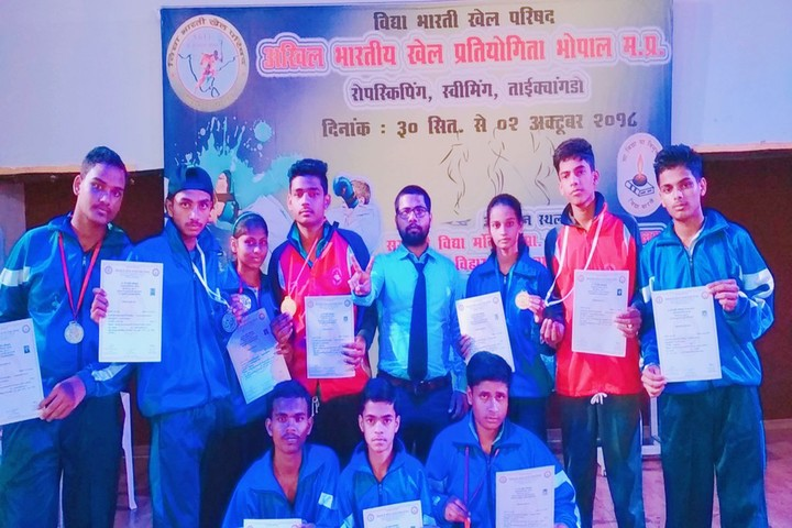 Mahaviri Saraswati Vidya Mandir-Sports day
